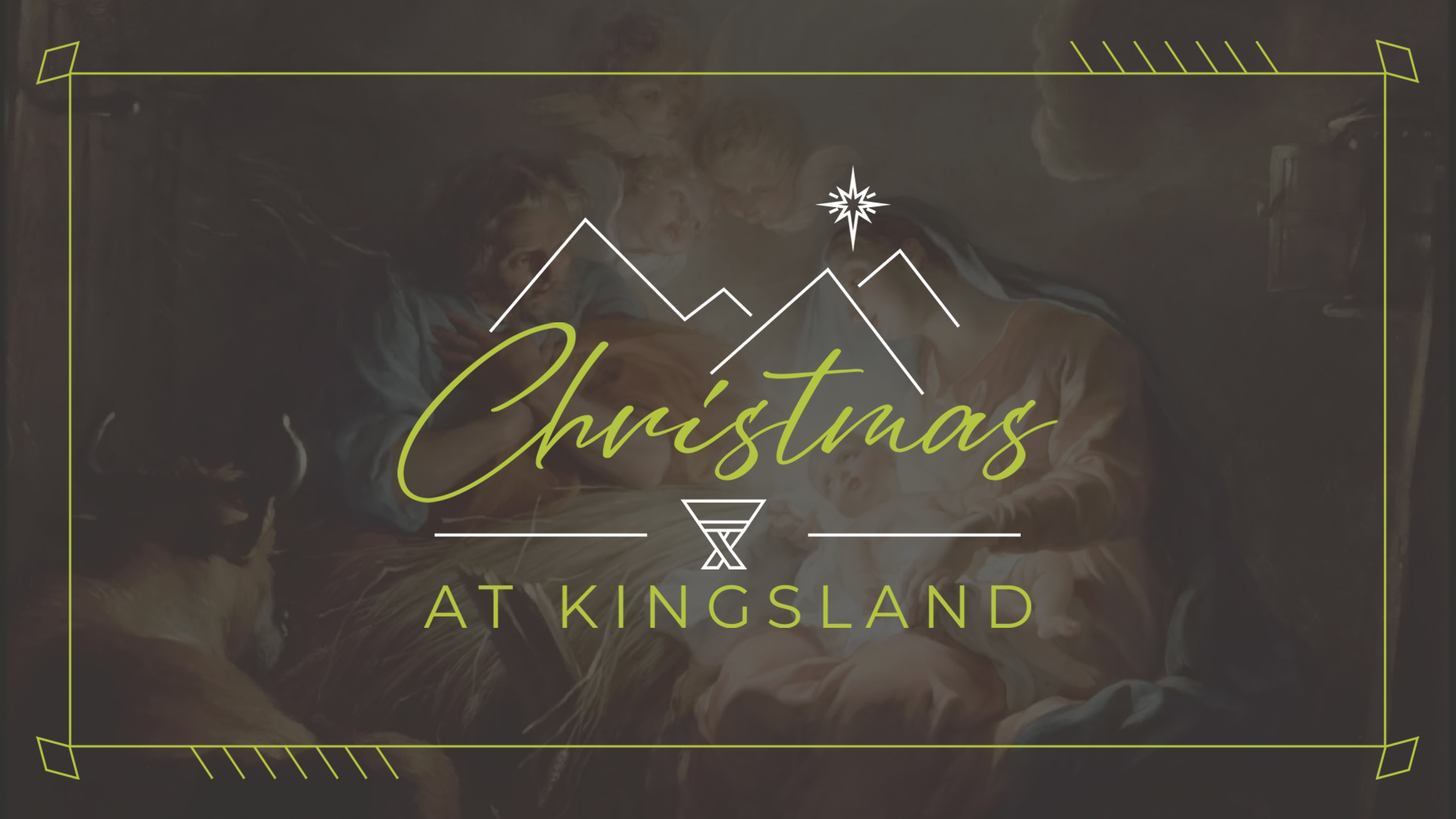 Christmas At Kingsland