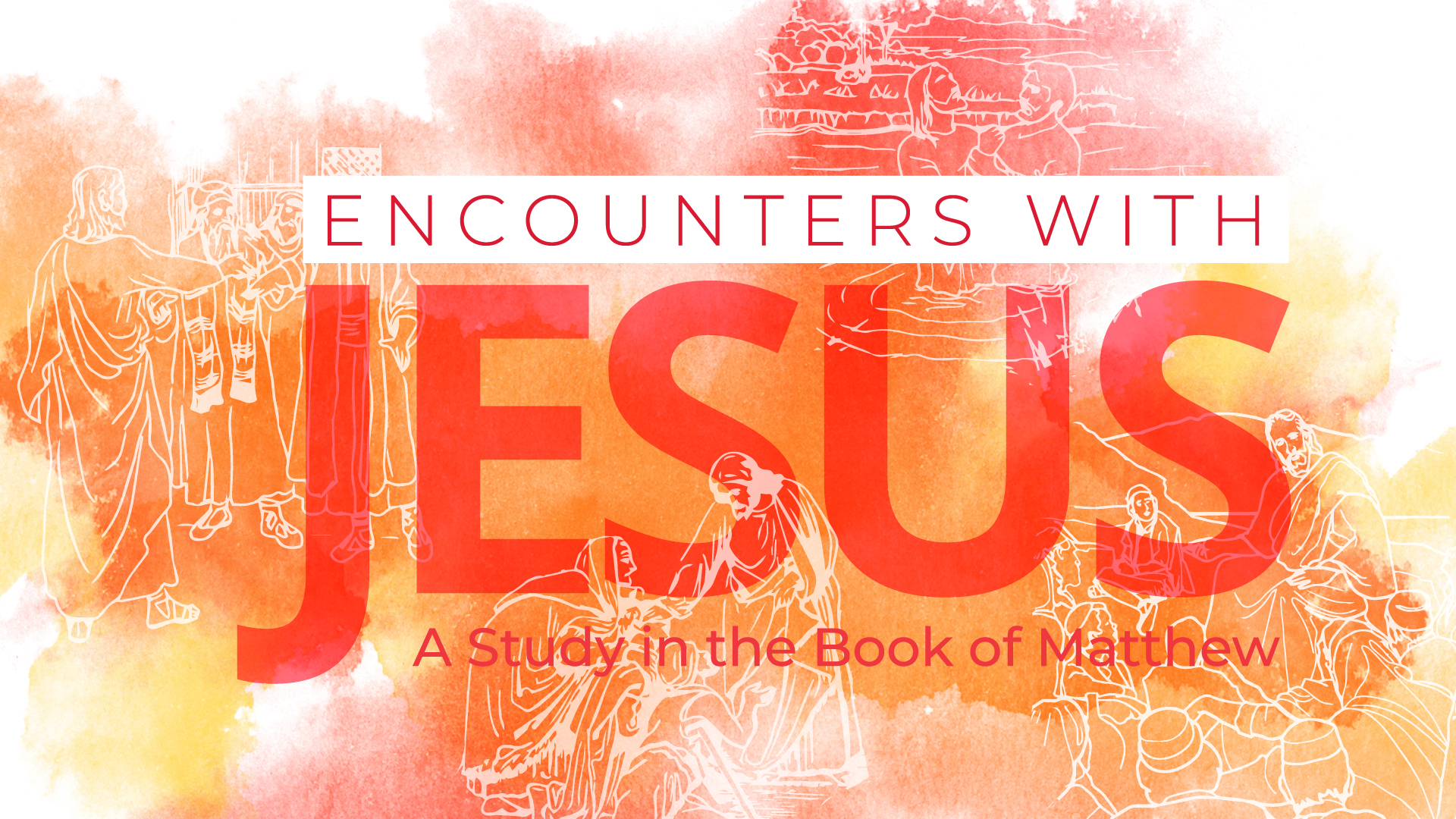 Jesus' Encounter with Children