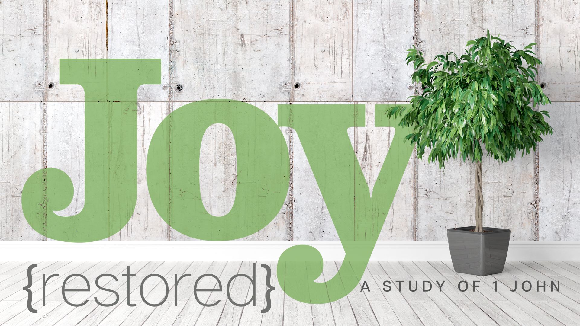 Joy Restored Through Confession